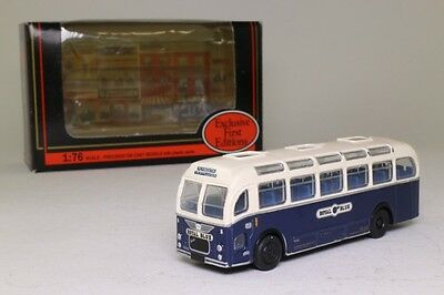 EFE 16203; Bristol MW Coach; Royal Blue;  Plymouth, Yeovil, Excellent Boxed