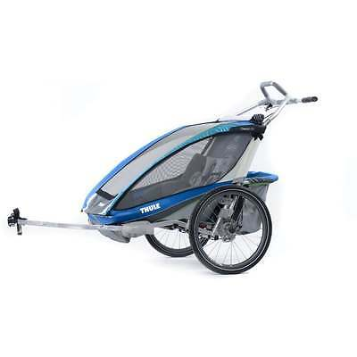 Thule Chariot CX 2 Child Carrier - Includes Cycle Kit!