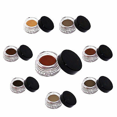 8Colors Long Lasting Makeup Eye Brow Eyebrow Gel Threading Cream Pomade Comestic