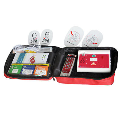 Defibrillator AED Trainer For CPR  First Aid Training Italian & English