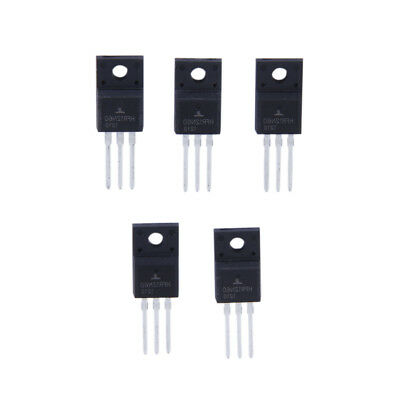 5pcs 3-Pin N-Channel Power MOSFET 12N60 12A 600V Package TO-220