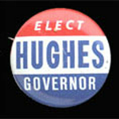 Richard Hughes Nj Governor Political Button