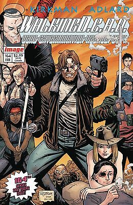 Walking Dead # 164 Image Tribute Variant Cover NM