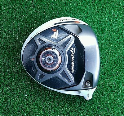 Taylormade R1 driver head only / 8-12 degree / vgc / serial number