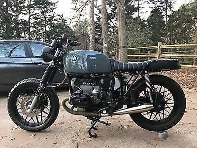 1983 BMW R-Series  1983 BMW R80RT Airhead Boxer Motorcycle Street Scrambler w/ any tank color!