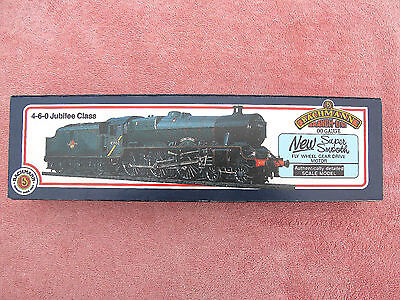 Bachmann 31-155: Empty Box For Lms 'jubilee Class 5Xp Locomotive & Tender - Vgc