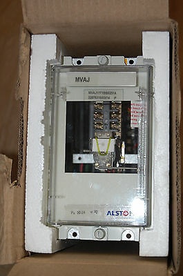 Alstom Mvaj11T1Bb0251A Low Burden  Tripping/ Trip  Relay Mvaj11