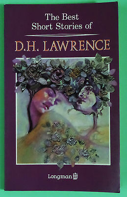 Best Short Stories by D. H. Lawrence 9780582526464 Very good