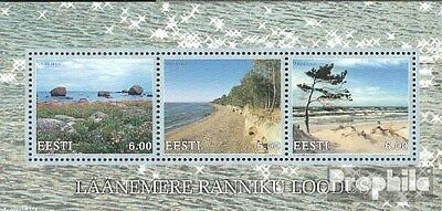 Estonia block16 (complete issue) unmounted mint / never hinged 2001 Baltic