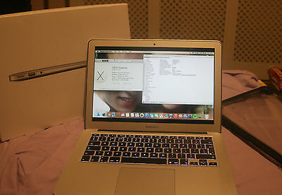 Apple macbook Air Early 2015 Upgraded to 2.2ghz i7 8gb 128gb SSD immaculate