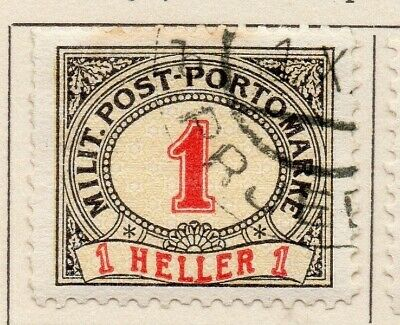 Bosnia Herzegovina 1904-08 Early Issue Fine Used 1h. 123820