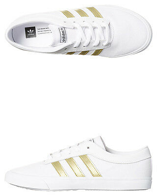 New Adidas Originals Women's Womens Sellwood Sneaker Womens Shoes White
