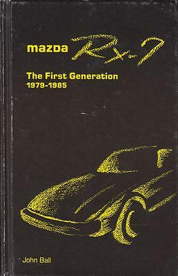 Mazda Rx-7 Coupe Mk1 (1979-1985) Practical Guide To Ownership Book