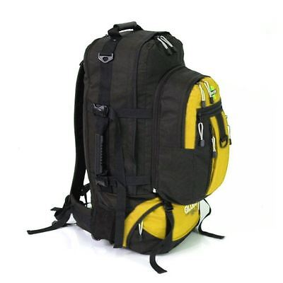 Extra Large 105 Litres Festival Travel Fishing Rucksack Backpack Luggage Daypack