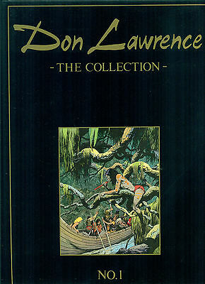 Don Lawrence THE COLLECTION Band 1 HC limitierte Ausgabe