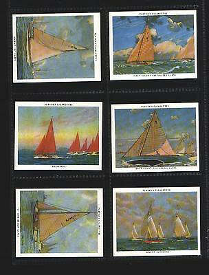 cigarette racing yachts large ( reproductions ) full set