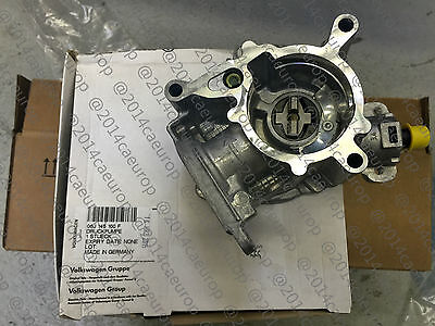NEW Volkswagen GENUINE PART Vacuum Pump 06J145100F