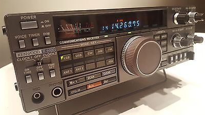 Kenwood R5000 HF Communications Receiver + Opt. SSB Narrow Filter