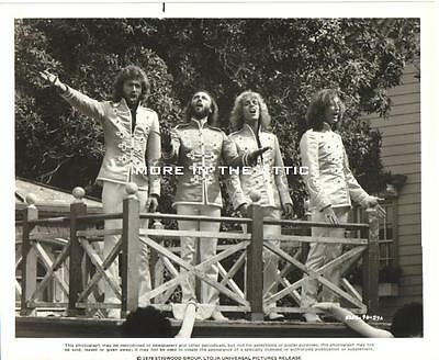 The Bee Gees Original Sgt Peppers Lonely Hearts Club Band Film Still #1