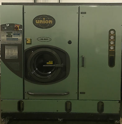 Union HL 860 Dry Cleaning Machine