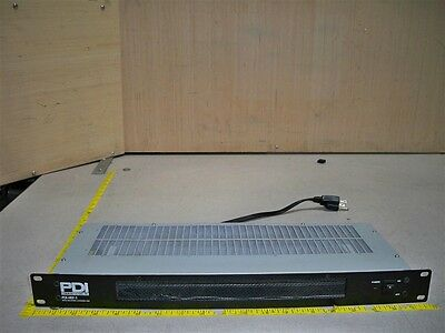 PDI Communications PDI-HEF-1 Rack Mounted Cooling Fan Tested & Working