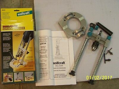 Wolfcraft Multi-Angled Drill Guide