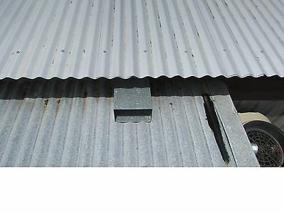 Possum Trap / One Way Door Will Fit In Tin / Corrugated Roof Pest Control