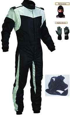 SFI approved 3.2A/3 Twill Nomex IIIA Rated driver race suit
