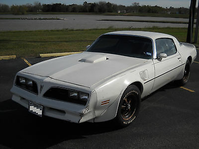 1978 Pontiac Trans Am  1978 Pontiac Trans Am - Original Owner