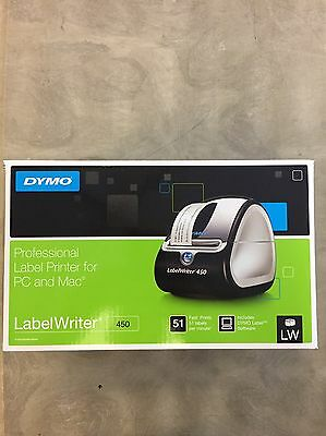 Dymo Labelwriter 450 Thermal Label Maker Pc Or Mac