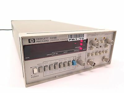 HP 5316B Universal Counter