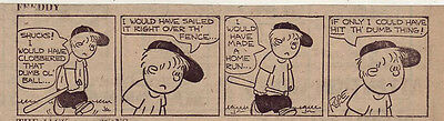 Freddy by Rupe (Robert Baldwin) - 25 daily comic strips from Oct. 1966