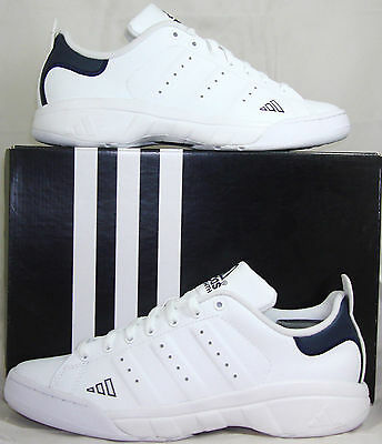 new arrival ab702 23f78 ADIDAS MENS WHITE STAN SMITH MILLENIUM Shoes 659910 NEW Size 9, 10, 10.5,  11.5