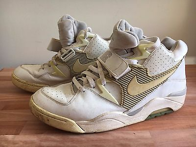 Nike Air Force 180 White Grey - Size Us 13
