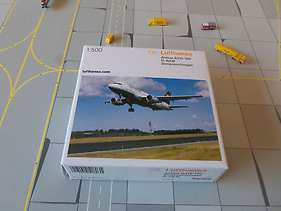 Herpa Wings 1:500  518031 Lufthansa A319-100  Version 1