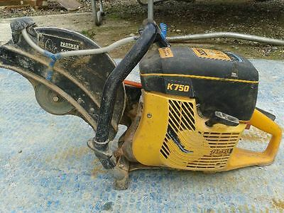 Partner K750 Disc Cutter
