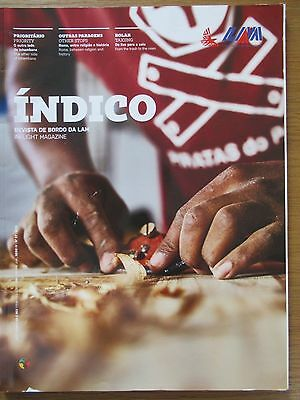 Mozambique Airlines Indico inflight magazine May/June 2016  Mint