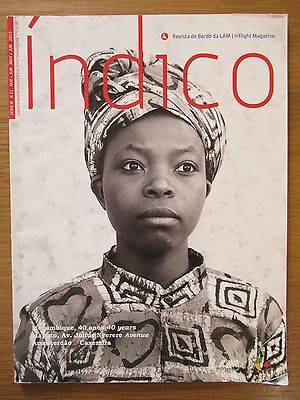 Mozambique Airlines Indico inflight magazine May-June 2015  Good