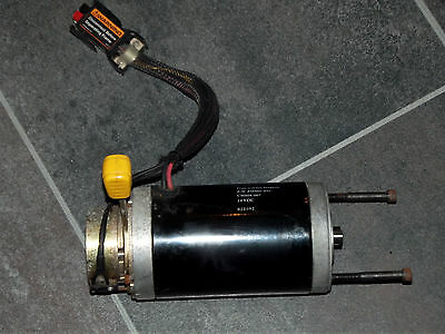 Pride Sonic Mobility Scooter Electric Motor.  Good working order.