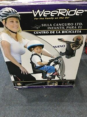 Wee Ride Deluxe Childs Bike Frame Mounted Seat