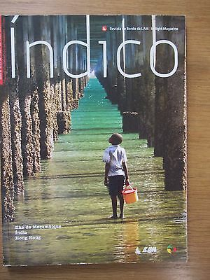Mozambique Airlines Indico inflight magazine September/October 2014  Good