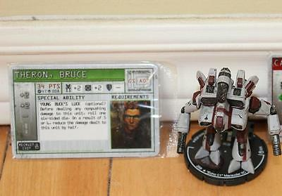 """Echo One"" Marauder IIC Mechwarrior Clix Gunslinger War College"