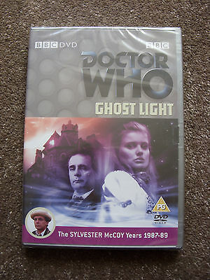 'Doctor Who: Ghost Light' - DVD - R2 - New - Unopened