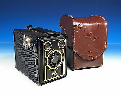 Agfa Box Photographica Kamera vintage camera - (90171)