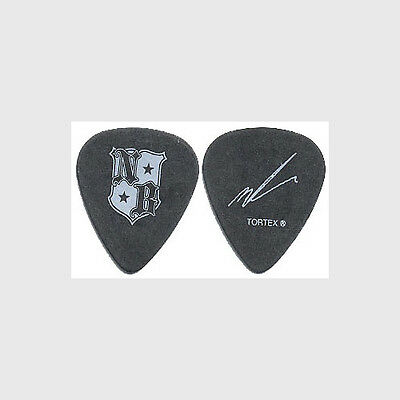Nickelback Mike Kroeger authentic 2006 tour Guitar Pick