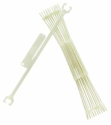 Dmc Stitch Bow Floss Holder Pack Of Ten Free Uk Postage & Packing