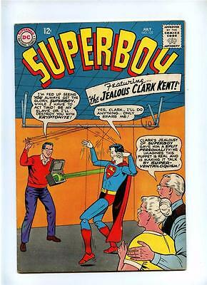 Superboy #122 - DC 1965 - Silver Age - FN-