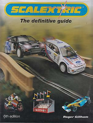 Scalextric Electric Slot Car Racing Company & Product History (1957-2004) Book