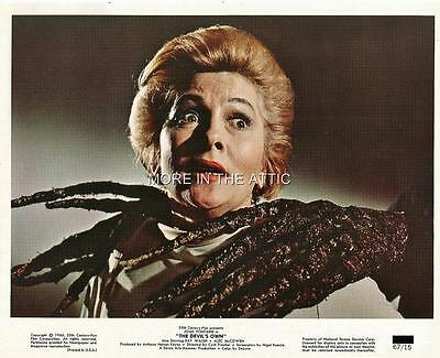 Hammer Horror The Devil's Own Witches Original Us Mini Lobby #5