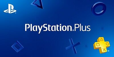 Playstation Plus 28 Days PS4, PS3, PS VITA, NO CODE